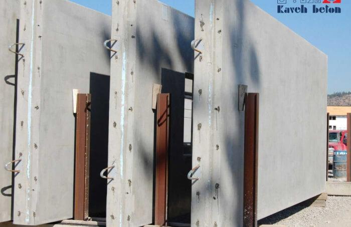 پانل های دیوار پیش ساخته